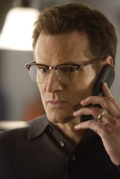 Jack Coleman as Noah Bennet on Heroes