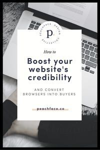 Have you ever wondered what separates a credible, professional website from one that's not? If your website lacks credibility, visitors will be hesitant to contact you or hand over their hard earned cash. Entrepreneur Website, Business Entrepreneur, Business Tips, Online Business, Business Website Templates, Web Design, Hard Earned, Professional Website, Instagram Tips