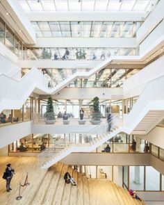 Polak Building / Paul de Ruiter Architects / ph: Tim Van de Velde