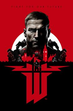 Wolfenstein - The New Order by Scott Woolston, via Behance