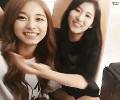 The perfect Satzu Tzuyu Sana Animated GIF for your conversation. Discover and Share the best GIFs on Tenor. Kpop Girl Groups, Korean Girl Groups, Kpop Girls, Twice Dahyun, Tzuyu Twice, Tzuyu And Sana, Nayeon, Butterflies In My Stomach, Sana Minatozaki