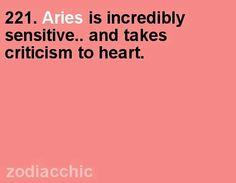 true Aries quote