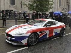 Aston Martin London Parade is 477 Yr-Old Tradition