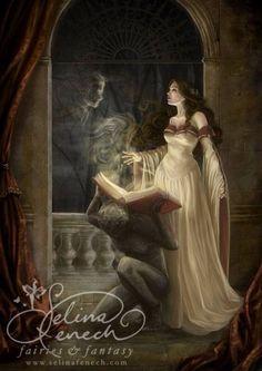"""MY Lost Love"" - Selina Fenech – Fairy Art and Fantasy Art Gallery Fantasy Kunst, Gothic Fantasy Art, Fantasy Women, Fantasy Artwork, High Fantasy, Mystique, Fairytale Art, Fairy Art, Fantasy Characters"