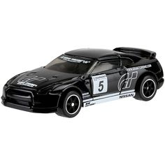 Check out the Hot Wheels 2009 Nissan GT-R Car - Gran Turismo (DJF40) at the official Hot Wheels website. Explore the world of Hot Wheels today!
