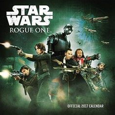 Star Wars Rogue One Official 2017 Square Calendar  Star Wars Rogue One Official 2017 Square Calendar Publication Date: October 1 2016 Buy new: $7.78 13 used & new from $5.64 (Visit the Hot New Releases in Calendars list for authoritative information on Star Wars Rogue One Official 2017 Square Calendar  Star Wars Rogue One Official 2017 Square Calendar Publication Date: October 1 2016 Buy new: $7.78 13 used & new from $5.64 (Visit the Hot New Releases in Calendars list for authoritative information on this product\'s current rank.) Buy now: #9: Star Wars Rogue One Official 2017 Square Calendar via Tổng hợp full product www.pickyourbook.net/?p=238234https://www.facebook.com/pi...