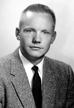 Neil Armstrong, the astronaut who became first to walk on the moon as commander of Apollo 11, died on Aug. 25, 2012. He was 82 years old. Armstrong is shown in this image from NASA Dryden Flight Research Center Photo Collection dated 1958. (NASA)
