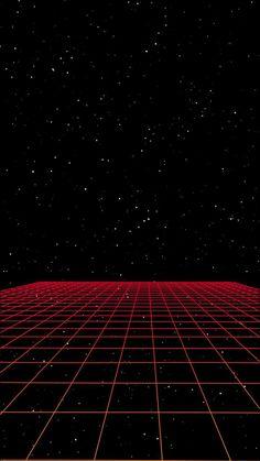 GRID WALLAPPER BY EDUARDO JOAO #FEELINGX - Imgur Trippy Wallpaper, Red Wallpaper, Iphone Background Wallpaper, Galaxy Wallpaper, Aesthetic Backgrounds, Aesthetic Iphone Wallpaper, Aesthetic Wallpapers, Vaporwave Wallpaper, Retro Futurism
