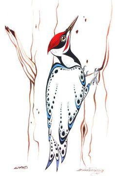 Ray Baptiste<br>Woodpecker