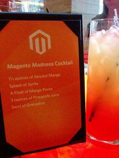 Twitter / royrubin05: Bottoms Up! #magentoimagine ...