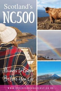 Things to Know Before You Travel Scotland's NC500 - Useful Tips to Help You on Your Journey Along the North Coast 500 in Northern Scotland.