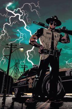 Deadpool (Volume 2) 22 Cover. #Deadpool #Deadpool2 #DP2 #Superheroes #Superhero #WadeWilson #DeadpoolTeamUp #DeadpoolComics #Chimichanga #SuicideKings #MercWithaMouth #Mercenary #MercsForMoney #MaximumEffort #DishonorableDischarge #Cowboy #Earth616 #Comics #Comic #ComicArts #ComicNerd #ComicBooks #Marvel #MarvelComics #MarvelUniverse #DanielWay #JasonPearson #ComicsDune All New Wallpaper, Graffiti Wallpaper, Cat Urine, Image Cat, Cool Guns, Domestic Cat, Cat Pee, Wallpaper Downloads, Comic Covers