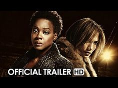 LILA AND EVE Official Trailer (2015) - Viola David, Jennifer Lopez HD