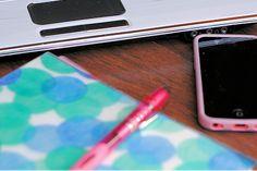 How to Blog Professionally {a peek inside}