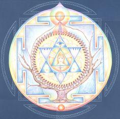 Mandala's tekenen met Hannie de JongPicture 76 « | Mandala's