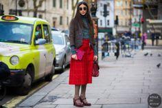 STYLE DU MONDE / LCM FW 2016 Street Style: Cecilia Musmeci  // #Fashion, #FashionBlog, #FashionBlogger, #Ootd, #OutfitOfTheDay, #StreetStyle, #Style