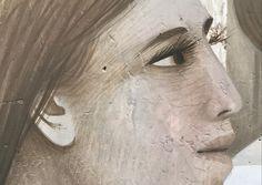 FIKOS  'The priestesses of Aphrodite' ..  [Nicosia, Cyprus 2017] (detail)