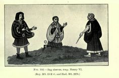 Британский костюм III-XIX вв. Часть 2: philologist