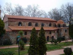 Hagia Sophia, Nicaea ( Iznik ) 787 AD