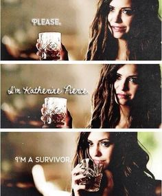 Katherine pierce :)))