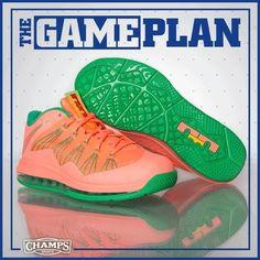 "Photo: LeBron X Low ""Watermelon"" | Robert Littal Presents BlackSportsOnline"