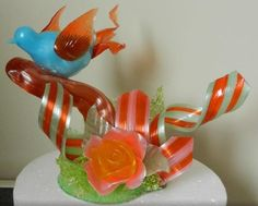 Pulled Sugar Art | Blown and Pulled Sugar Art
