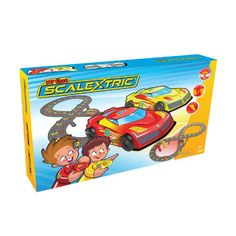 The fun will never end with My First Scalextric set! These car toys are fantastic replicas for your own little Mini driver who is just beginning to enjoy bui. Slot Car Sets, Slot Cars, Mini Driver, Santa Express, Model Shop, Buy Toys, English Heritage, Toys Online