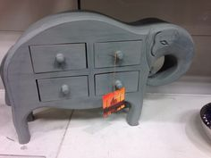 Elephant drawers