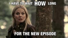 Once Upon A Time Sunday Night Withdrawls. #OUAT