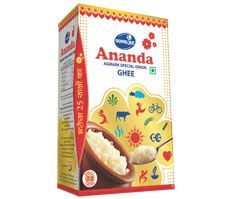 Add the rich flavour & aroma of pure desi ghee in your daily meals with Ananda. It is ideal for cooking, making sweets and garnishing.To know more visit:-http://www.rsdgroup.in/gopaljee-ananda/ghee.html