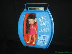 Vintage Jan Doll Heidi's Japanese Playmate Doll Pocketbook Outfits Remco   eBay