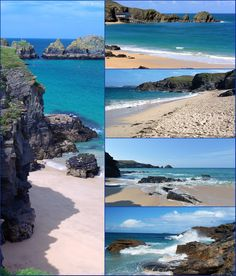Mother Ivey's Bay: The bay takes its name from the legend of Mother Ivy who was a local wise woman and lies just around the coast from Harlyn Bay. Cushioned from the wind by the Merope Rocks, Mother Ivey's Bay lies in a sheltered location framed by stunning coastal scenery. Polventon Beach is a north east-facing beach in Mother Ivey's Bay near Padstow, Cornwall. The sandy beach sits in a sheltered location on the picturesque headland, Trevose Head. Padstow's lifeboat station is situated at…