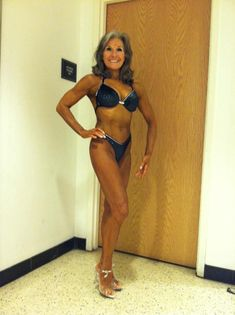 age 68 - competing at 2012 Arnold Classic