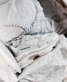 best loved 28ab2 b1b30 45 Best Balenciaga Triple S images in 2018 | Sneakers, Shoes ...