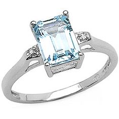 @Overstock - 1.86ctw Genuine Blue Topaz & Diamond Silver Ringhttp://www.overstock.com/Jewelry-Watches/Sterling-Silver-Genuine-Blue-Topaz-and-Diamond-Ring/3603660/product.html?CID=214117 $39.49