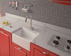 Captivating Kitchen Sink   Disegno Ceramica FARM61 $359.00 Http://www.qualitybath.com