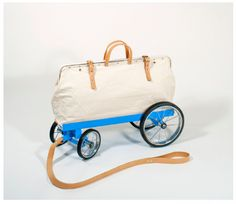 Wagon No. 1 by Welcome Los Angeles