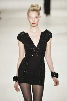 Elie Saab at Paris Fashion Week Spring 2012