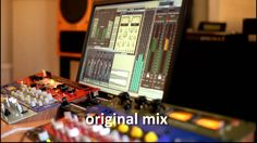 Mastering Studio. Audio Sample Hip Hop #2. Music Mastering Studio, London