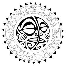 Resultado de imagem para desenhos todas as tatuagens maori