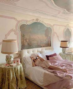 Decoration Inspiration, Room Inspiration, Decor Ideas, Room Ideas Bedroom, Bedroom Decor, Bedroom Inspo, Pretty Room, Aesthetic Room Decor, Dream Home Design