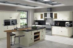 Linwood Alabaster Kitchens - Buy Linwood Alabaster Kitchen Units at Trade Prices