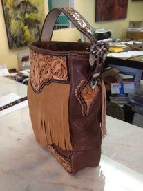 Hand tooled leather belts, Tanner Custom Leather Saddles, Chaps, Belts, Notebooks, Tucson, AZ Tucson, AZ In Stock