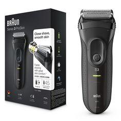 Oferta del día en Amazon  afeitadora Braun Series 3 ProSkin 3020s rebajada  a 49 71324476cf77
