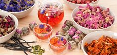 This fun tutorial will show you how to create your very own herbal tea blends right at home.