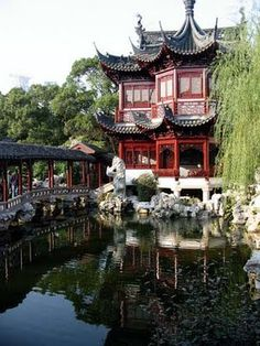 """Most Beautiful Places On Earth: Shanghai """"world's largest cargo port, a tourist destination with great historical landmarks"""" What A Beautiful World, Beautiful Places, Shanghai, China Architecture, Quelques Photos, Historical Landmarks, City Buildings, Holiday Travel, Old Town"""