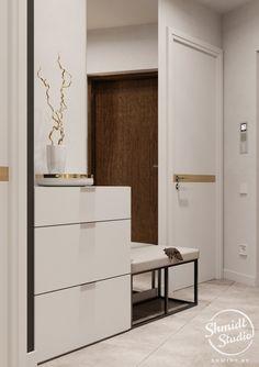 House Furniture Design, Hall Furniture, Home Room Design, Home Decor Furniture, Home Interior Design, House Design, Hallway Designs, Foyer Design, Dressing Table Design