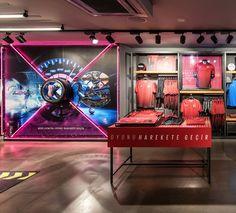 Nike Retail Interior I Mercurial 2016  l Nike Beyoglu by Dusmekan Design I Istanbul I Dusmekan See more here: www.dusmekan.com