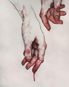 Sketching hands
