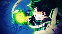 Deku: The Meaning Of A Name (No Spoilers)